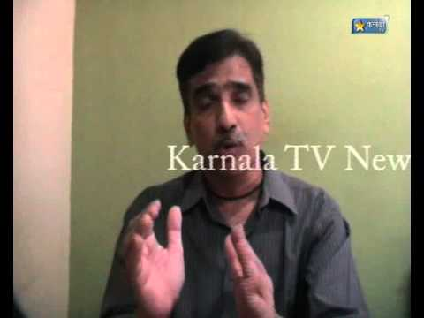Karnala Tv News 15  September 2012  Manmoni Sarkar