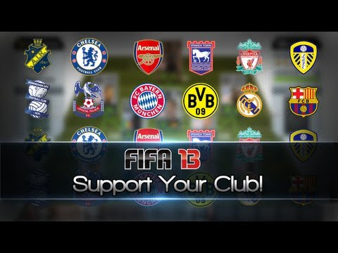 FIFA 13 | Support Your Club | Episode One - The Introduction! (Ultimate Team)