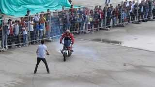 2013 Intercity İstanbul Park Chris Pfeiffer Stunt Show