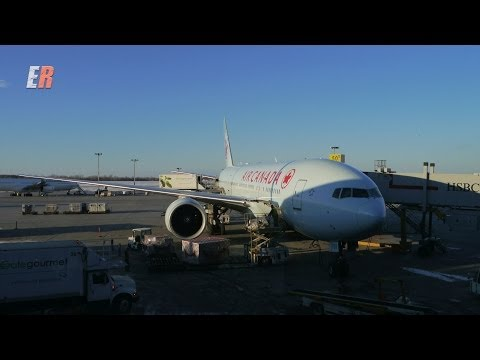 A Day with Air Canada - Business Class Review. Boeing 777-300. Airbus A330-300
