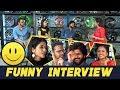 Taxiwaala team hilarious interview with Suma | Vijay Devarakonda | Priyanka Jawalkar | UV Creations