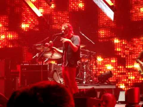 "Radiohead ""Lotus Flower"" - Live in Dallas, Texas March 05, 2012"