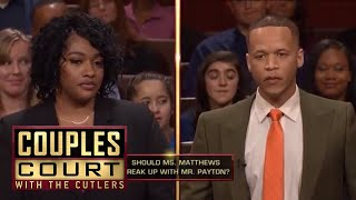 Man Can't Get Enough of BOTH Sisters (Full Episode)   Couples Court