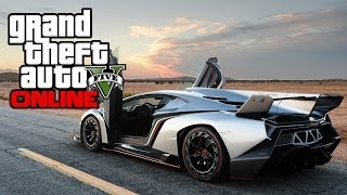 "GTA 5 Online NEW Leaked Future DLC Cars ""Massacro"