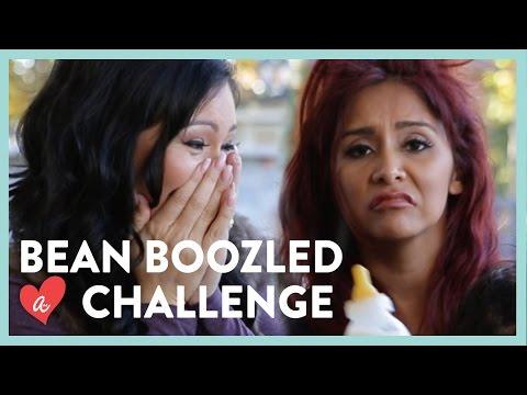 Bean Boozled Challenge   #MomsWithAttitude Moment