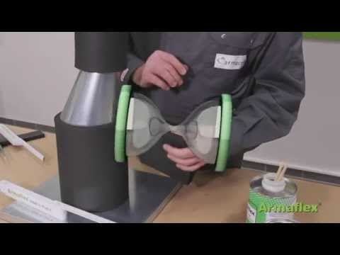 Armacell - Armaflex Sheet One sided pipe reducer Application Video