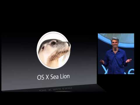 OS X Sea Lion?
