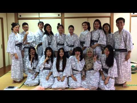 Jenesys 2.0 Tourism in Japan 2014  (Thailand)