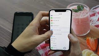 Thủ thuật sử dụng iPhone X và iPhone cực thú vị nhưng ít ai biết tới