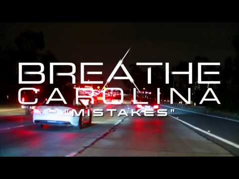 Смотреть клип Breathe Carolina - Mistakes