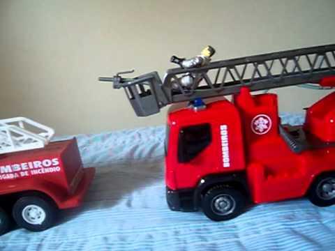 Frota Caminhão Bombeiro