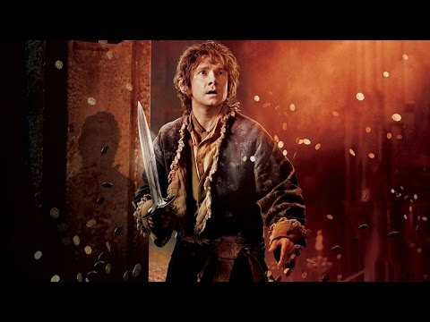 The Hobbit: Making the Transition to Lord of the Rings - Comic Con 2014