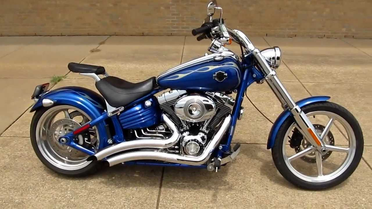 Harley Davidson Fxcwc Rocker For Sale In Uk
