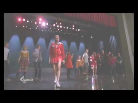 Glee - Black Or White (Full Performance)