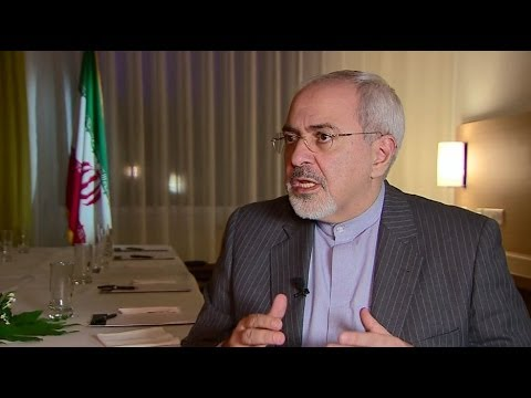 INTERVIEW WITH IRANIAN FM MOHAMED JAVAD ZARIF - BBC NEWS