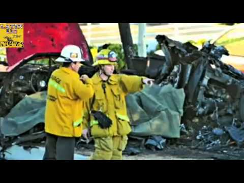 Paul Walker Caught on video accident Fatal Last time seen alive! Paul Car Crash FINAL