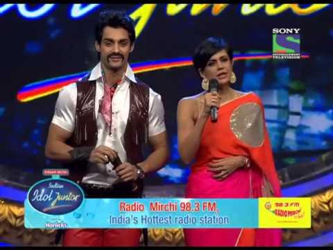 INDIAN IDOL JUNIOR  sharukh khan and deepika padukone full episode