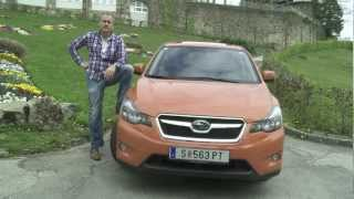 Subaru XV 2.0 D - Weekend Magazin Autotest videos