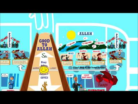 Lesson For Life- illustrated Lesson from (Surah Al Maun)- ustadth Nouman Ali Khan