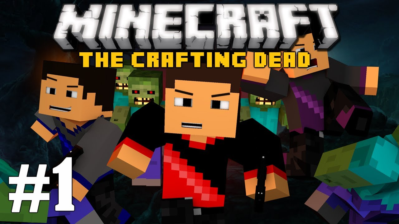 Minecraft the crafting dead ep 1 the madness begins for The crafting dead ep 1