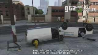 Código Cheat Do Drift Fácil No GTA V
