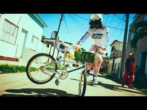 A Visual History of Flatland BMX   Stages - 80s till now