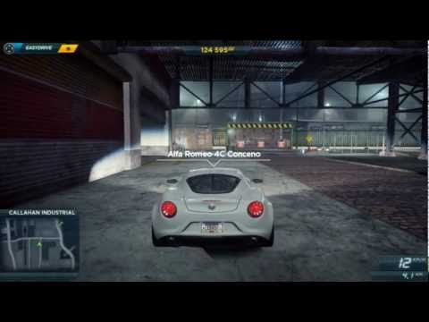 Need for Speed: Most Wanted (2012) - Геймплей и мнение