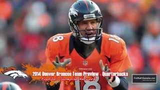 Football Gameplan's 2014 NFL Season Preview Denver