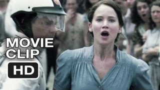 The Hunger Games #1 Movie CLIP Volunteer As Tribute