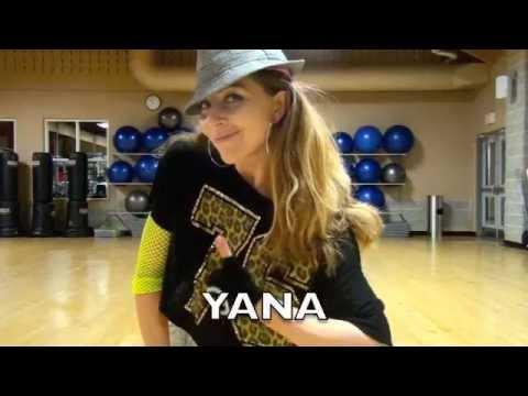 Zumba class with Yana Canada - Reggaeton El Batazo