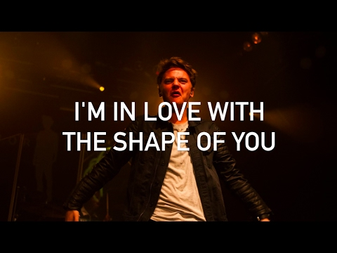 Conor Maynard, The Vamps - Shape of You (Ed Sheeran mashup cover, with lyrics)