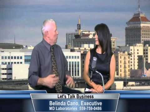 Belinda Cano of MD Laboratories on Central Valley Business with Mike Scott