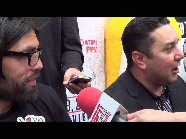 perro angulo on fightin canelo alvarez EsNews Boxing