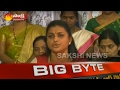 Roja's Big Byte, Slams Chandrababu - Watch Exclusive..
