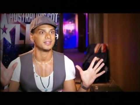 Andrew De Silva - Australia's Got Talent 2012 audition 6 [FULL]