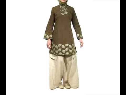 SHUKR - Nadirah Embroidered Tunic