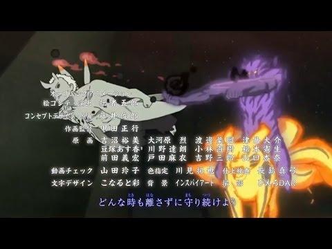 O que achei da nova abertura de Naruto