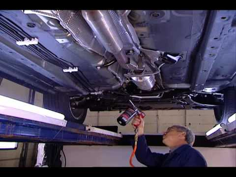 How To Undercoat Your Car Valugard Undercoating Youtube