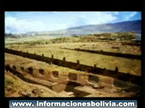 bolivia ruinas arqueologicas tiwanaku