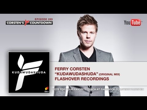 Corsten's Countdown #289 - Official Podcast