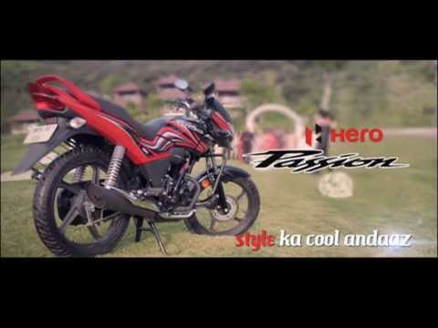 Hero Passion X Pro 2013 Latest TVC