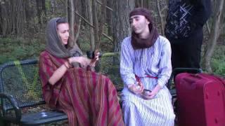 22. Avresa; Youngsters julkalender Guds plan med Marias barn.