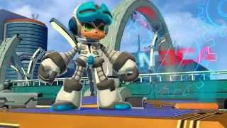 Mighty No. 9 - 'Bring it' Trailer