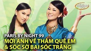 Hà Phương & Hương Thủy - LK Mời Anh Về Thăm Quê Em & Sóc Sờ Bai Sóc Trăng | PBN 99