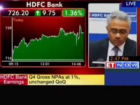 HDFC Bank Q4 net profit up 23% to Rs 2327 crore