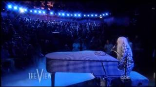 Lady Gaga - You And I (live)
