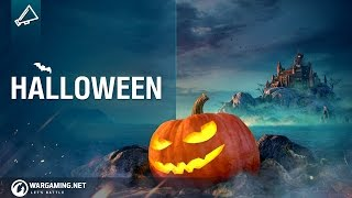 World of Warships - Halloween Frissítés