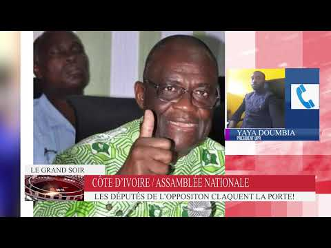 Côte d'Ivoire / Assemblée nationale: les députés de l'opposition claquent la porte !!