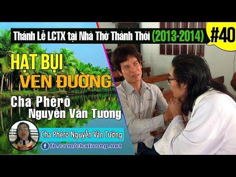 40.HẠT BỤI VEN ĐƯỜNG,Cha Phêrô Nguyễn Văn Tường,TuongTienTrung.Net,Thánh Lễ Lòng Chúa Thương Xót
