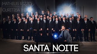 Santa Noite - Curitiba Men's e Matheus Rizzo
